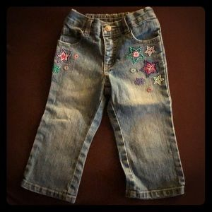 Girls Jeans, size 3T